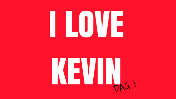 I LOVE KEVIN