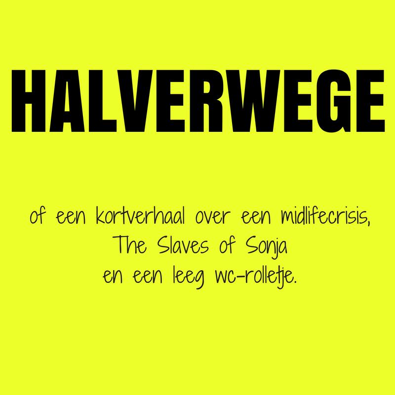 HALVERWEGE